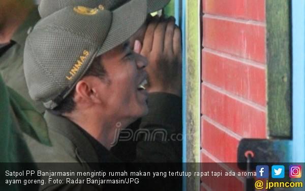 Bulan Puasa, Tercium Aroma Ayam Goreng di Jalan Cendana - JPNN.com