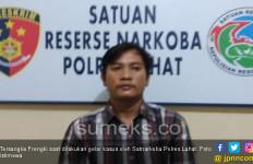 Bripda Frengki Ditangkap Rekannya Lantaran Bikin Malu Korps Bhayangkara - JPNN.com
