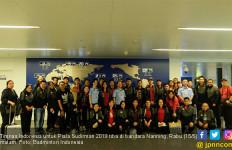 Tim Piala Sudirman 2019 Mendapat Sambutan Luar Biasa dari WNI di Nanning - JPNN.com