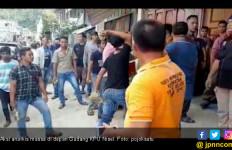 Gudang KPU Nisel Dilempari Massa dengan Bom Molotov - JPNN.com