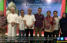 Buka Puasa Bersama Siswi Duafa, DPC Peradi Jaksel Tekankan Arti Penting Pendidikan - JPNN.com