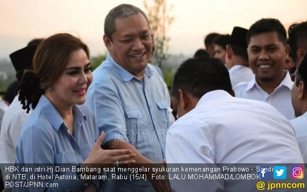 Prabowo - Sandi 67,8%, Gerindra Gelar Syukuran, Apresiasi Kerja KPPS - JPNN.com