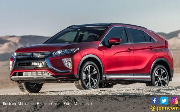 MMKSI Siapkan Model Baru di GIIAS 2019, Mitsubishi Eclipse Cross? - JPNN.com