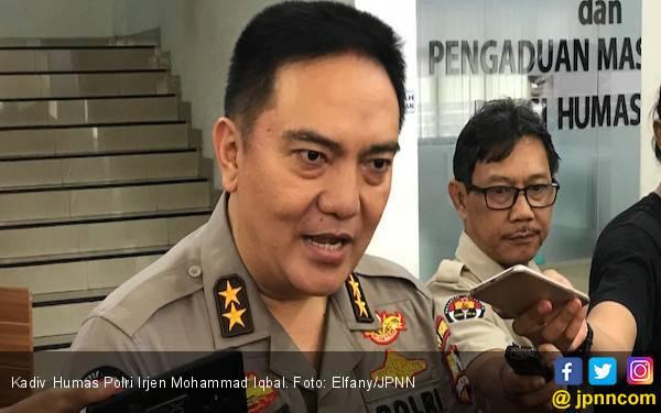 Polri Akui Ada Kemungkinan Anggotanya Gunakan Peluru Tajam Saat Kerusuhan 22 Mei - JPNN.com
