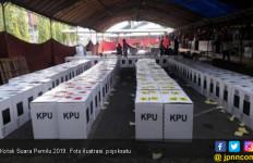 Kelelahan Jaga TPS, Anggota TNI Strok - JPNN.com