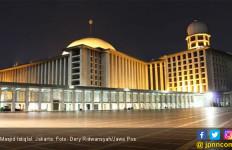 Atas Kehendak Kuat Jokowi, Masjid Istiqlal Direnovasi Untuk Pertama Kalinya Setelah 41 Tahun - JPNN.com