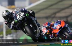 Trio Pembalap Yamaha Kuasai FP2 MotoGP Aragon - JPNN.com