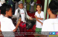 NU CARE Gelar Beragam Kegiatan untuk Anak-anak Korban Bencana di Palu - JPNN.com