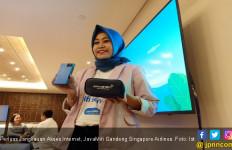 Perluas Jangkauan Akses Internet, JavaMifi Gandeng Singapore Airlines - JPNN.com