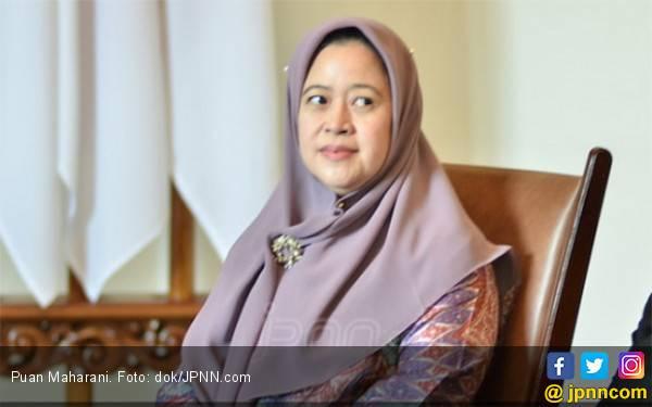 Mbak Puan: Saya Baru Sebatas Calon Kuat Ketua DPR - JPNN.com