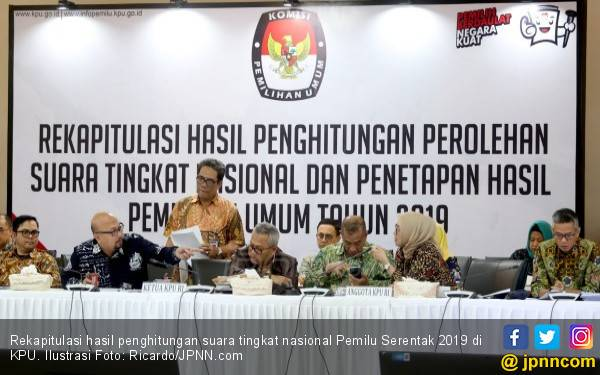 Terungkap, Kubu Prabowo - Sandi Hanya Tolak Hasil Rekapitulasi di 5 Provinsi - JPNN.com