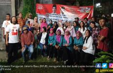 Mensyukuri Pemilu Damai, Relawan Jokowi Buka Puasa Bareng Warga di Condet - JPNN.com