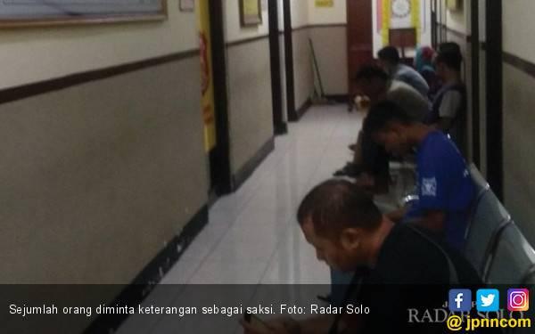 Polisi Amankan Lima Tersangka Penganiaya Kasat Reskrim Wonogiri - JPNN.com