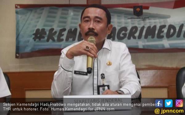PNS Dapat THR dan Gaji ke-13, Jatah Honorer Tidak Jelas, Mengapa? - JPNN.com