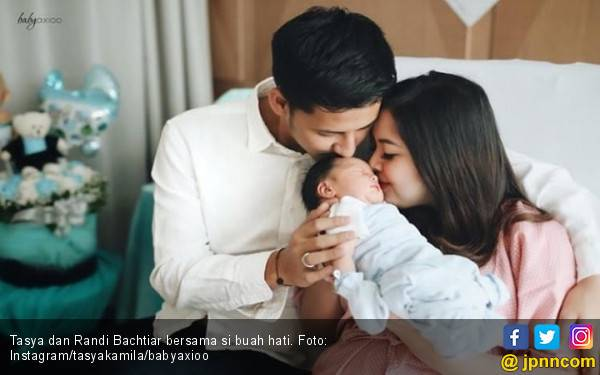 Ini Arti Nama Anak Pertama Tasya Kamila - JPNN.com