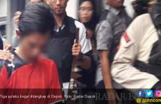 Tiga Pelaku Begal di Depok Diamankan, Satu Perempuan - JPNN.com