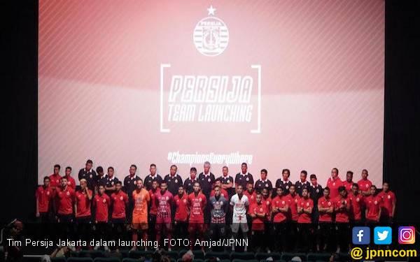 Launching Persija Jakarta Bak Nonton Bioskop, Begini Keseruannya - JPNN.com