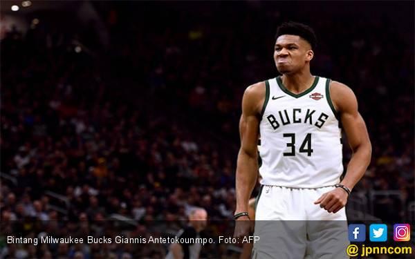 Hasil NBA: Bucks dan Warriors Unggul 2-0 di Final Wilayah - JPNN.com