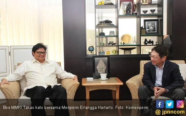 Sukses di Indonesia, Takao Kato Ditunjuk Jadi Nahkoda Mitsubishi Global - JPNN.com