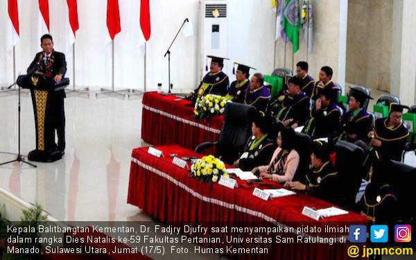 Kementan: Pertanian Indonesia Siap Menghadapi Era Industri 4.0 - JPNN.com