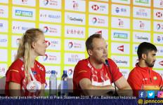Denmark Percaya Diri Bisa Kalahkan Indonesia di Penyisihan Grup Piala Sudirman 2019 - JPNN.com