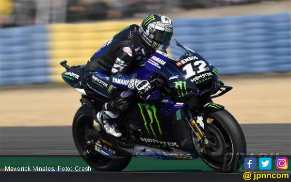 10 Pembalap yang Lolos ke Kualifikasi Utama MotoGP Prancis, Tak Ada Rossi - JPNN.com