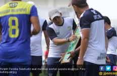Persiba vs PSIM Jogjakarta: Fokus Jaga Cristian Gonzales - JPNN.com