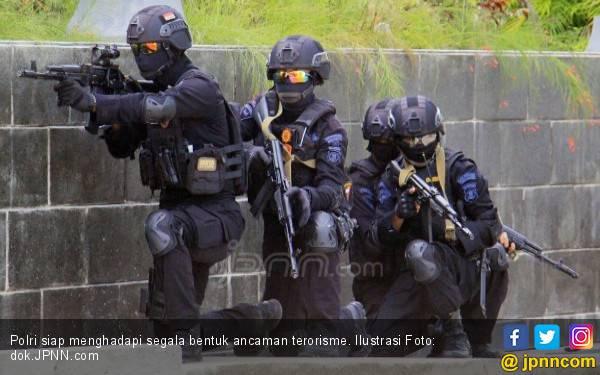 Upaya Densus 88 Cegah Teroris Memanfaatkan Momentum 22 Mei 2019 - JPNN.com