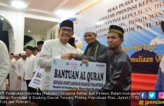 Pelindo I - AirNav dan Persero Batam Gelar Safari Ramadan BUMN di Riau - JPNN.com