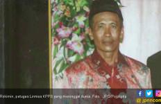 Kisah Pedih Linmas KPPS yang Meninggal Ini, Sejak Sakit tak Dapat Santunan - JPNN.com