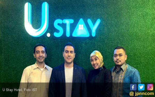 Usung Konsep Berbiaya Rendah, U Stay Hotel Makin Gesit - JPNN.com