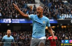 Manchester City Vs Watford: Final Istimewa Buat Kompany - JPNN.com