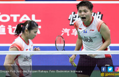 Kalah dari Denmark, Indonesia Lolos 8 Besar Sudirman Cup 2019 sebagai Juara Grup - JPNN.com