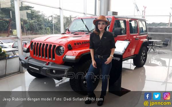 Pembeli Jeep di Indonesia Lebih Banyak dari Konsumen Baru - JPNN.com