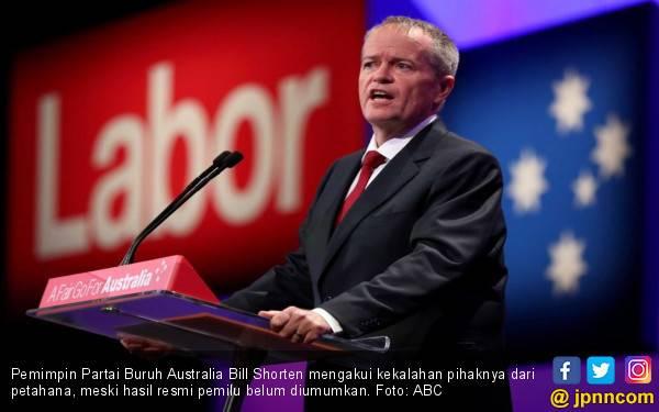 Tuding Petahana Curang, Oposisi Australia Tetap Legawa Mengaku Kalah - JPNN.com