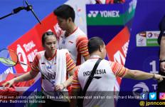 Pelatih: Pasangan Inggris Kurang Sportif, Praveen / Melati Terlalu Polos - JPNN.com