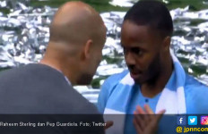 Anda Mau Tahu Kenapa Guardiola Memarahi Sterling saat Perayaan Gelar Juara Piala FA? - JPNN.com