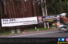 Pimpinan Forum Honorer Rindu Sosok Pemimpin seperti SBY - JPNN.com