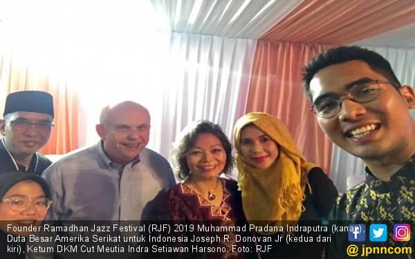 Ramadhan Jazz Festival 2019 Panen Pujian - JPNN.com