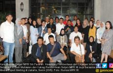 Jelang Sidang Tahunan MPR, Biro Humas Gelar Media Expert Metting - JPNN.com
