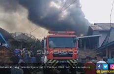 Terjebak Dalam Kebakaran Rumah, Kakek 77 Tahun Tewas Terpanggang - JPNN.com