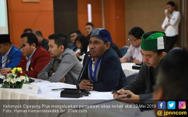Pernyataan Sikap Mahasiswa Kelompok Cipayung Plus Terkait Aksi 22 Mei - JPNN.com