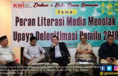 Hoaks Tak Pandang Kalangan, Ketum SMSI Dorong Penguatan UU ITE dan UU Pers - JPNN.com