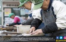 Lansia Jepang Banjiri Bursa Tenaga Kerja - JPNN.com