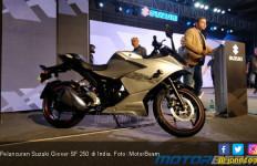 Suzuki GIXXER 250 Ditanamkan Mesin Baru, Joss! - JPNN.com