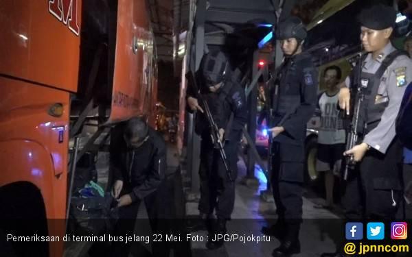 Pergerakan Massa Aksi 22 dari Cikarang Sudah Terlihat? Ini kata Wakapolres - JPNN.com
