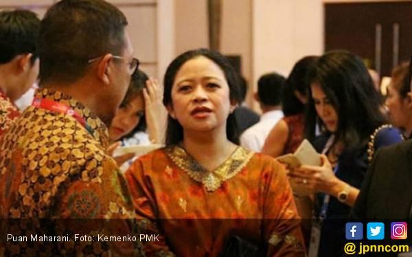 Puan Maharani Dijagokan jadi Ketua DPR, PDIP Tunggu Keputusan Bu Mega - JPNN.com