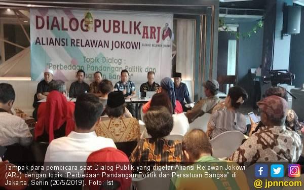 Aliansi Relawan Jokowi Merespons Situasi Sosial Politik Terkini - JPNN.com