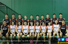 Sudirman Cup 2019: Indonesia Waspadai 3 Kekuatan Utama Denmark - JPNN.com