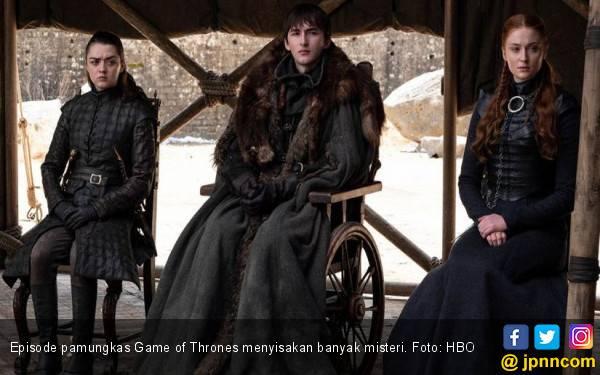 Ending Game of Thrones Menyisakan Banyak Misteri - JPNN.com